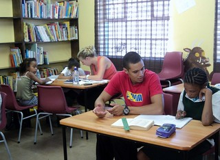GCU Academy - Homework and reading after school | by The Backpack Cape Town