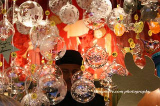 Glass bal and light | by Marc Ben Fatma - visit sophia.lu and like my FB pa