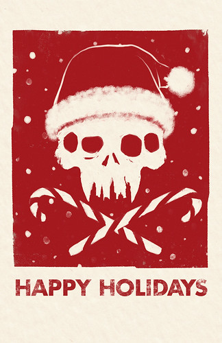 Insomniac Games 2011 Holiday Card | by PlayStation.Blog
