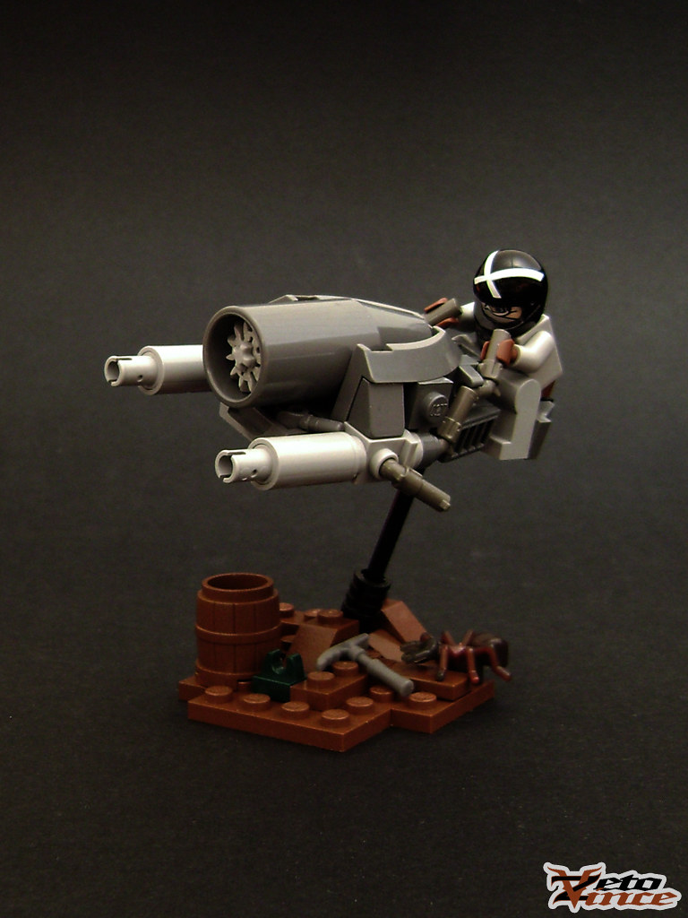 how to make a speeder bike
