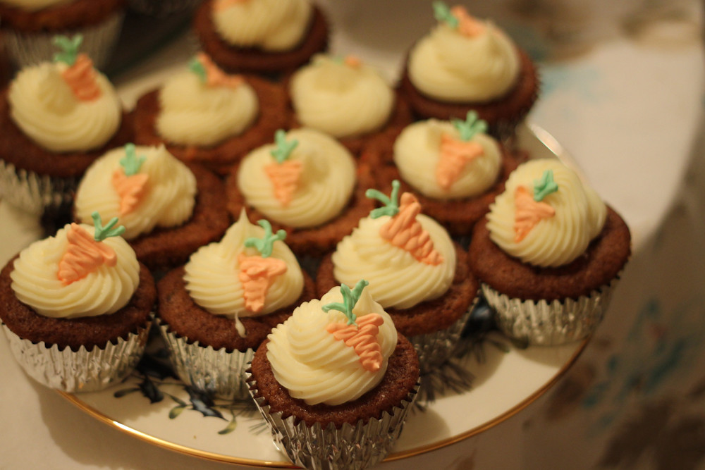 Carrot Cake Cream Cheese Frosting With Cream