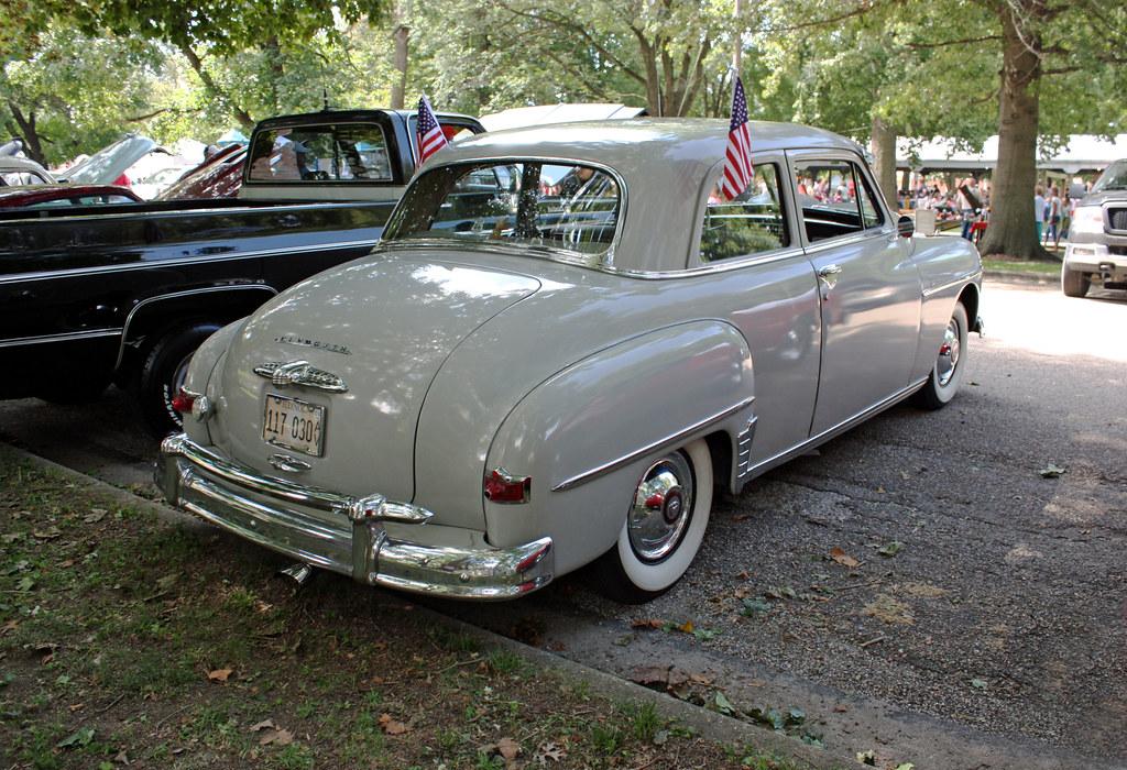 1950 plymouth special deluxe 2 door club coupe 7 of 8 for 1950 plymouth 2 door sedan