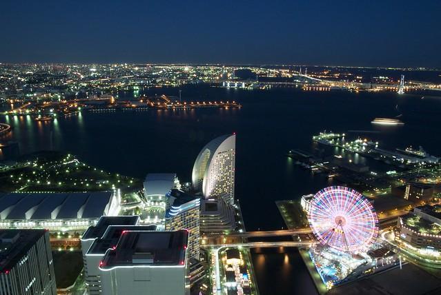 Yokohama Landmark Tower 横浜ランドマークタワー
