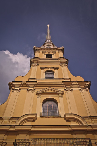 Peter and Paul Cathedral | by stevef325