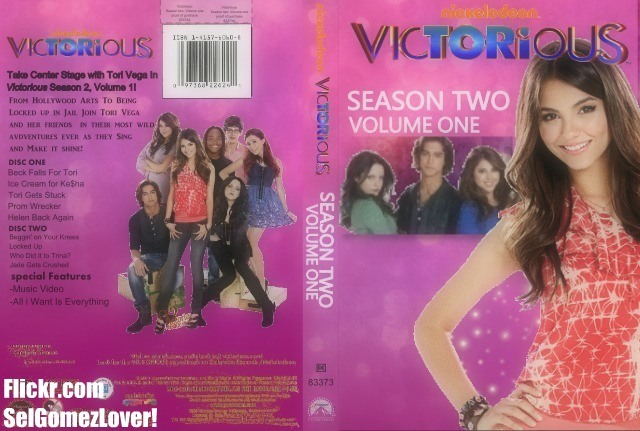 Victorious Fanmade Dvd