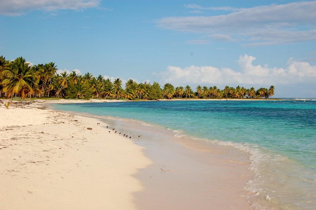 Deserted Island Movies Deserted Beach Saona Island