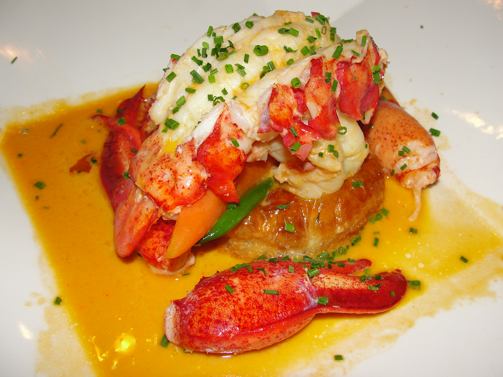 Delmonico's Lobster Newburg