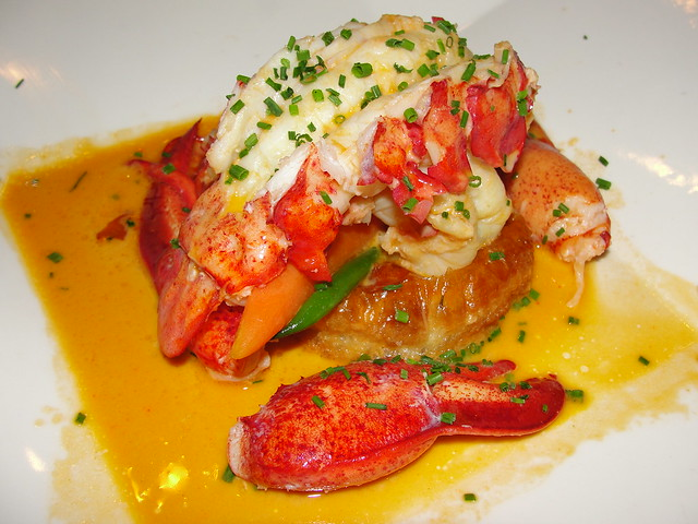 Lobster Newburg, Delmonico's, NYC | Flickr - Photo Sharing!