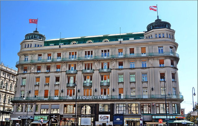 Hotel Bristol Wien Restaurant