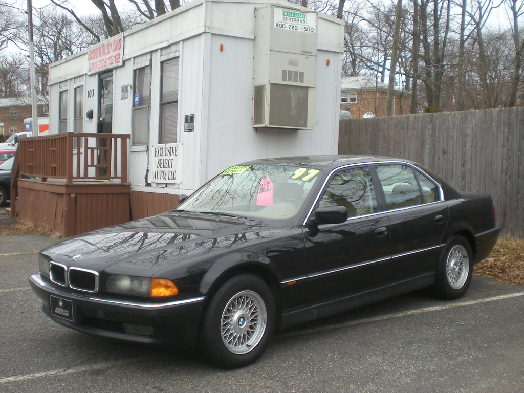 1997 bmw 740il sedan even a fifteen year old at the. Black Bedroom Furniture Sets. Home Design Ideas