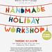 Handmade Holiday @ West Elm