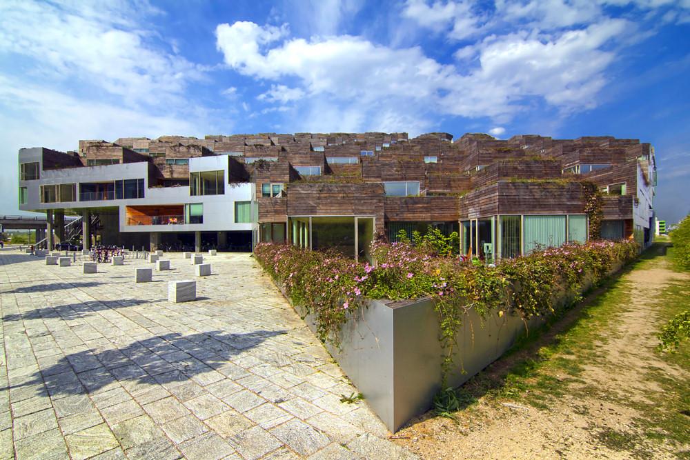Mountain Dwellings (Bjerget) | designed by Bjarke Ingels ...