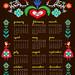 Folklore Kalender 2012