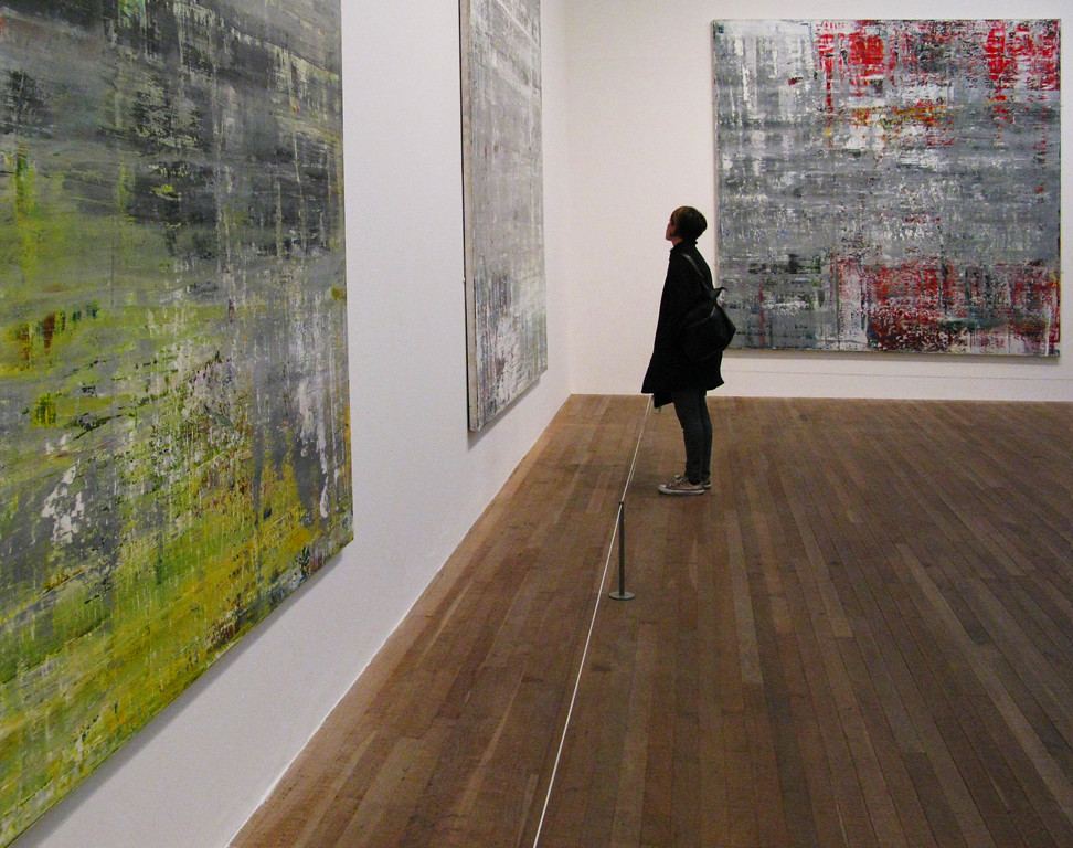 Cage Paintings, Gerhard Richter