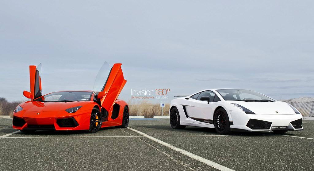 Elegant Lamborghini Aventador LP700 4 U0026 Lamborghini Gallardo Superu2026 | Flickr Nice Look