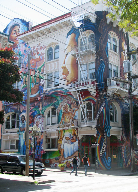 San francisco murals flickr photo sharing for California mural