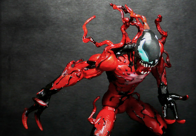 Ultimate Carnage (Diamond Select Toys) | Flickr - Photo ... Ultimate Carnage Toy