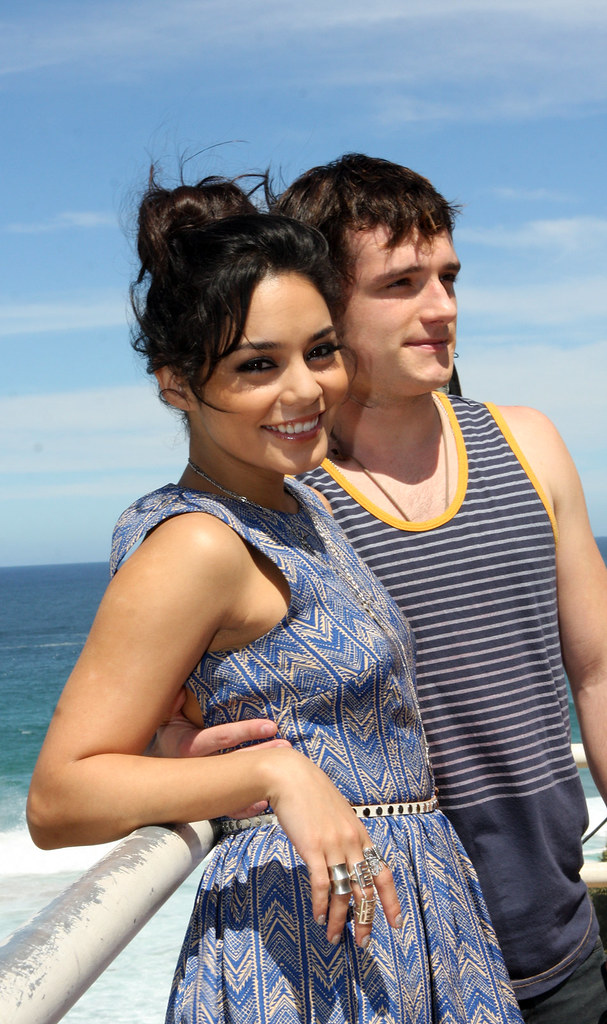 Vanessa Hudgens and Jo...