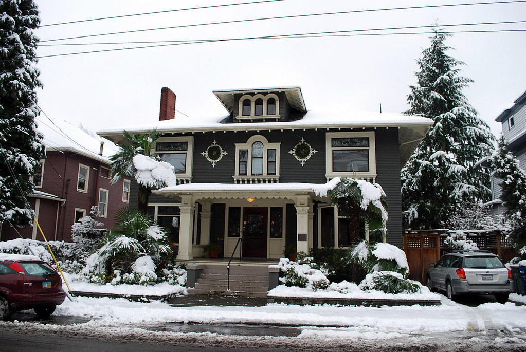 Front Elevation, Gaslight Inn, Seattle WA | Website: www ...