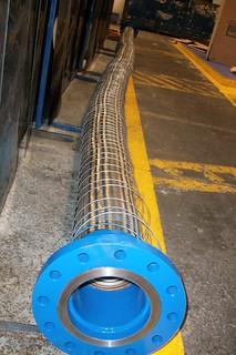 manguera metalica flexible - metal flexible hose