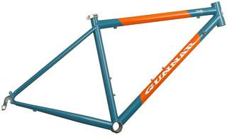 Gunnar Roadie with Miami Dolphins Colors - Side View | by Gunnar Cycles