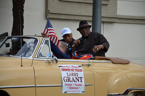 LARRY GRANT - CREATOR, FOUNDER & CHAIRMAN OF THE LOS ANGELES KINGDOM DAY PARADE | by Navymailman