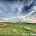 The Farmhouse And The Big Blue Sky
