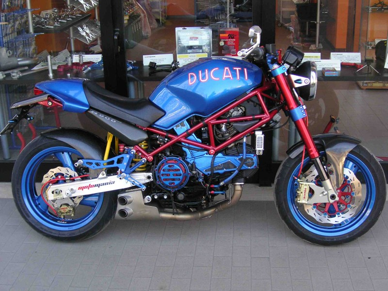 ducati monster 900 special tuning tuning by motomania www flickr. Black Bedroom Furniture Sets. Home Design Ideas