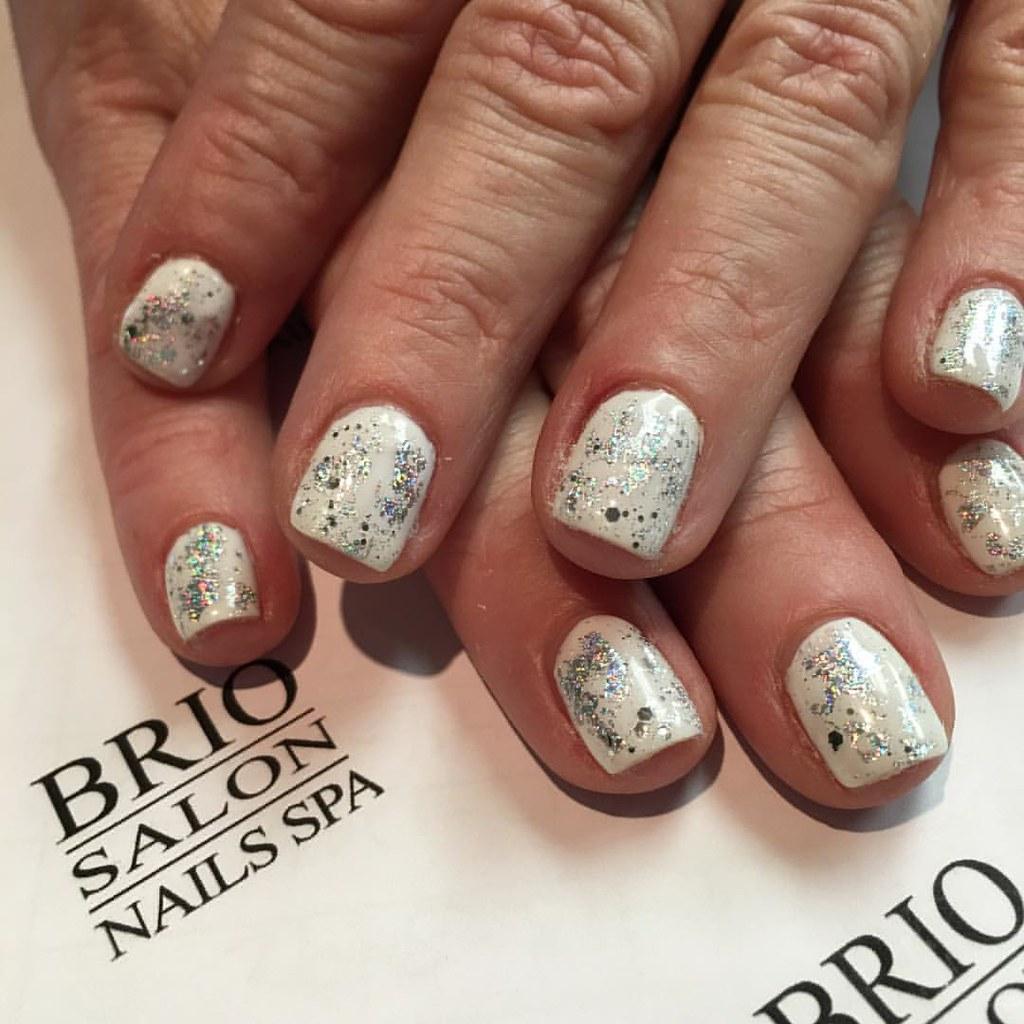 Lori 39 s foil nails art briospa nails naildesigns nailar for 3d nail art salon new jersey
