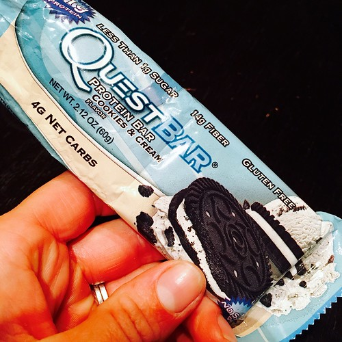 Cookies & Cream Quest Bar