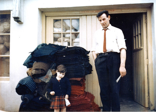 Granda, Kathleen and tweed