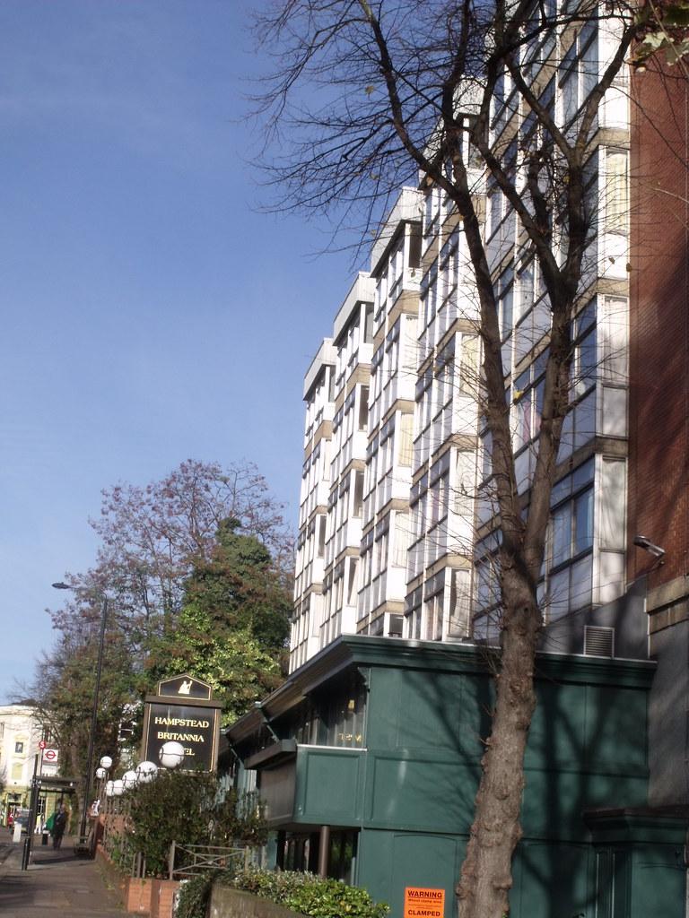 Hotel Britannia London