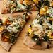 squash kale pizza 5