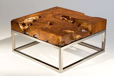 Teak Root Slab Table Top Teak Wood Root Slab Table Top
