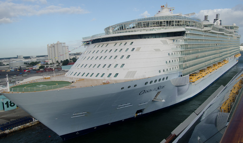 Oasis of the Seas @ Port Everglades, Fort Lauderdale | Flickr Oasis Of The Seas