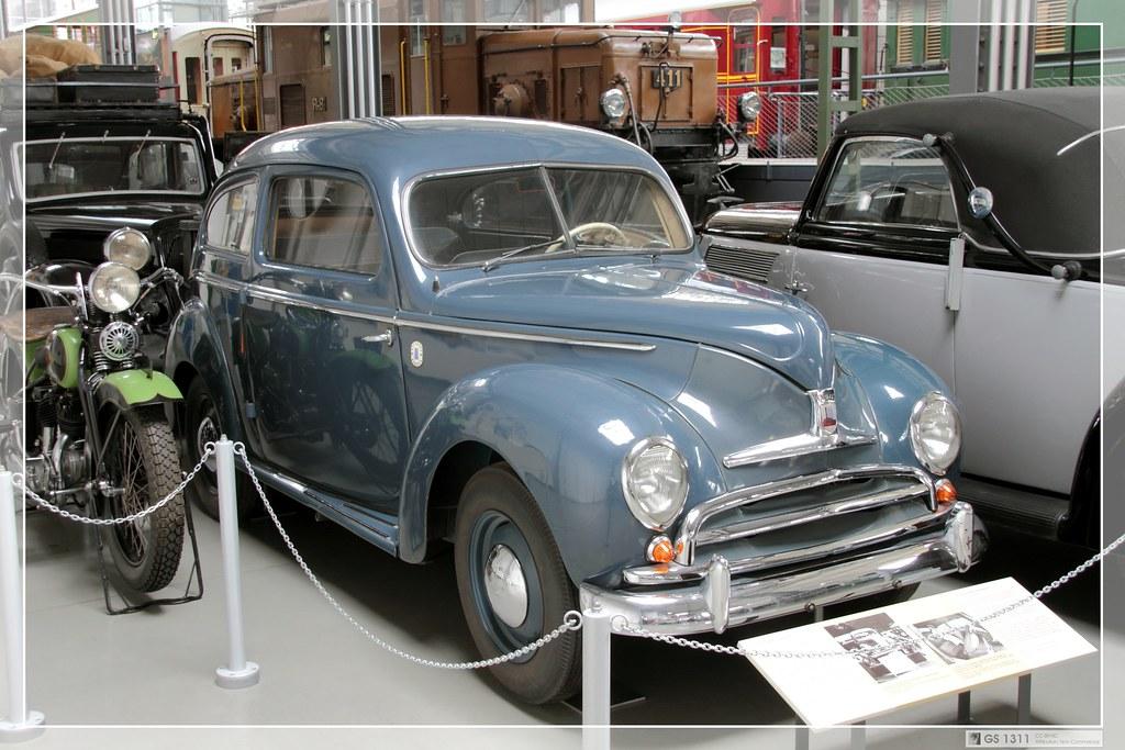 1948 Ford Taunus G73a Buckeltaunus Limousine 04 Flickr