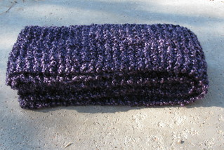 Finished Scarf | by kafski