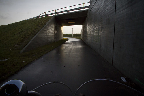Bicycle Ride Home from Roskilde | by Mikael Colville-Andersen