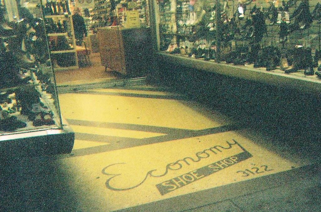 Economy Shoe Shop Cafe Amp