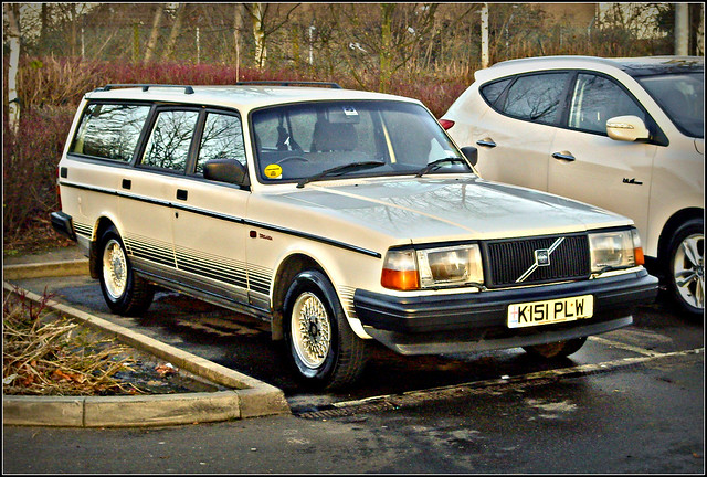 1992 Volvo 240 2.0 Torslanda Estate | Flickr - Photo Sharing!