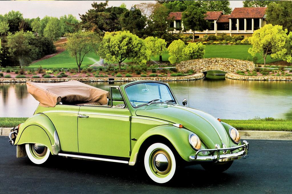 1965 Cabriolet