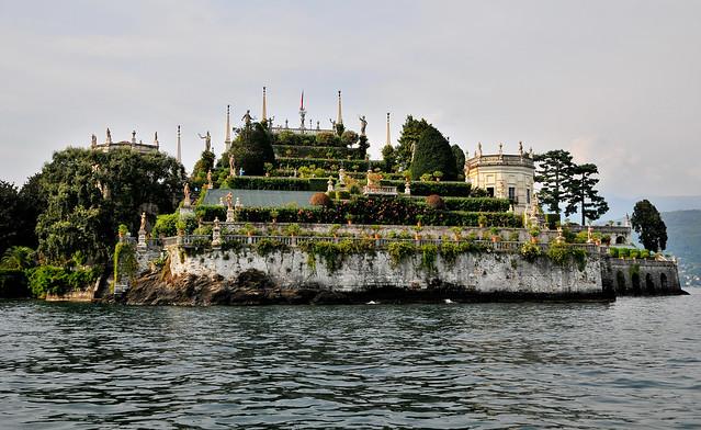 Borromean Islands (Isole Borromee, Lago Maggiore)
