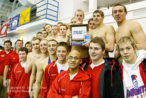 2012 January 21:  TRAC Swimming Championships | by tracsports