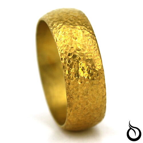Are Wedding Rings Solid Gold