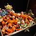 Bunch of toy story dolls..