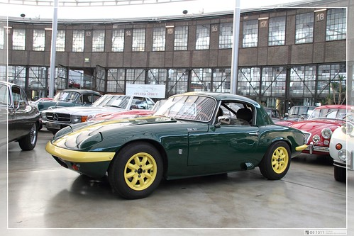 1962 - 1975 Lotus Elan (02) | by Georg Sander