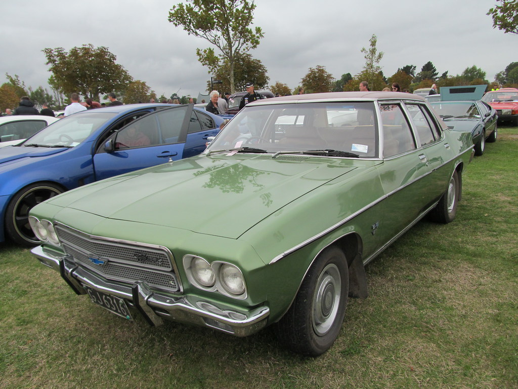 1972 Chevrolet 350 V8 Saloon Here Is A Rare Variant Of