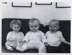 Photo 1963.02.03 Me & My Best Friends by Julia L. Kay