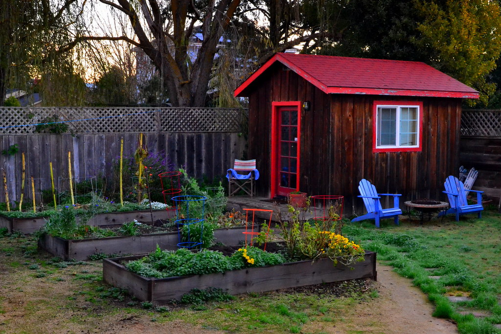 backyard hut i love this place it 39 s cozy and just steps