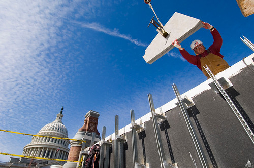 Construction of the Capitol Visitor Center | by USCapitol